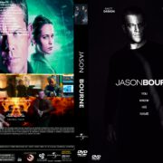 Jason Bourne (2016) R1 Custom Cover