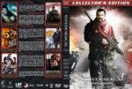 The Steven Seagal Filmography – Set 7 (2010-2015) R1 Custom Cover
