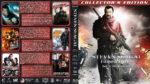 The Steven Seagal Filmography – Set 7 (2010-2015) R1 Custom Blu-Ray Cover