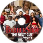 Barber Shop: The Next Cut (2016) R1 Custom Label