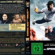 Der Spion und sein Bruder (2016) R2 Custom German Blu-Ray Cover