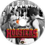 Hoosiers (1986) R1 Custom DVD Label