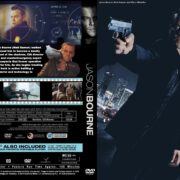 Jason Bourne (2016) R0 CUSTOM Cover & Label