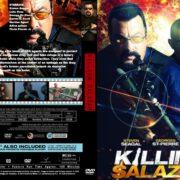 killing salazar (2016) R0 CUSTOM Cover & label