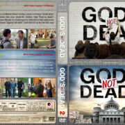 God's Not Dead Double Feature (2014-2016) R1 Custom Cover