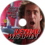 Lethal Weapon The Complete Series (1987) R1 Custom Labels