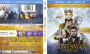 The Huntsman: Winter's War (2016) R1 Blu-Ray Cover & Labels