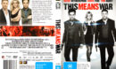 This Means War (2012) R4 Cover & label