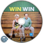Win Win (2011) R4 DVD Label