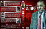 Luther – The Complete Series (2010-2015) R1 Custom Cover