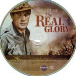 Real Glory, The (1939) R1 DVD Label