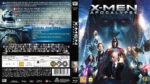X-Men Apocalypse (2016) R2 Blu-Ray Nordic Cover