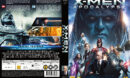 X-Men Apocalypse (2016) R2 DVD Nordic Cover