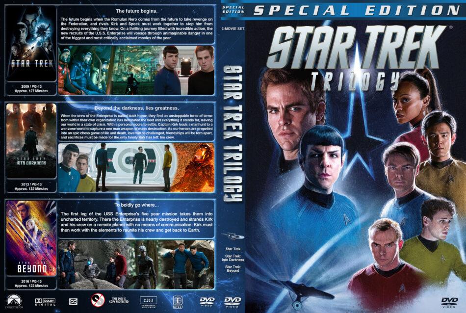 Star Trek Trilogie