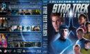 Star Trek Trilogy (2009-2016) R1 Custom Blu-Ray Cover