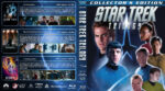 Star Trek Trilogy (2009-2016) R1 Custom Blu-Ray Cover