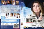 Grey's Anatomy – Season 12 (2016) R2 DVD Nordic Cover