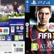 Fifa 14 (2013) PS4 Italian Cover