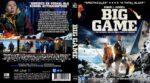 Big Game (2014) R2 Blu-Ray Dutch Cover