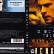 Blackhat (2015) R2 Blu-Ray Dutch Cover