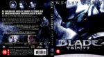 Blade Trinity (2004) R2 Blu-Ray Dutch Cover