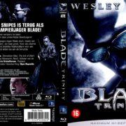 Blade Trinity (2004) R2 Blu-Ray Dutch Cover