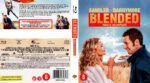 Blended (2014) R2 Blu-Ray Dutch Cover