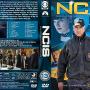 NCIS - Season 13 (2016) R1 Custom Covers & labels
