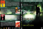 Invasion of the Body Snatchers (1956-2007) R1 Custom Cover