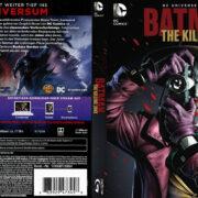Batman The Killing Joke (2016) R2 German Custom Blu-Ray Cover & Label
