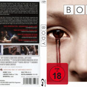 Body (2015) R2 German Blu-Ray Cover & Label