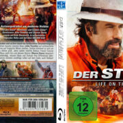 Der Sturm Life on the Line (2015) R2 German Cover & Label