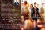 Limitless Staffel 1 (2016) R2 German Custom Cover & labels