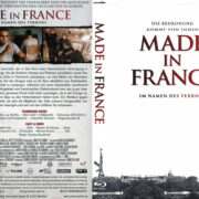 Made in France (2015) R2 German Blu-Ray Cover & Label