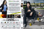 Perception Staffel 2 (2014) R2 German Custom Cover & labels