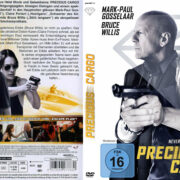 Precious Cargo (2016) R2 German Custom Cover & Label