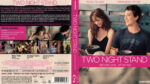 Two Night Stand (2014) R2 German Blu-Ray Cover & Label