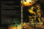 Black Hawk Down (2002) R2 German Cover & Label
