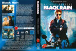 Black Rain (1989) R2 German Cover & Label
