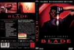 Blade (1998) R2 German Cover & Label