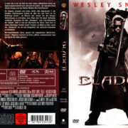 Blade 2 (2002) R2 German Cover