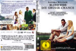 Blind Side Die Große Chance (2009) R2 German Cover