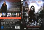 Blood & Chocolate Die Nacht der Werwölfe (2007) R2 German Cover & Label