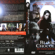 Blood & Chocolate Die Nacht der Werwölfe (2007) R2 German Cover & Label