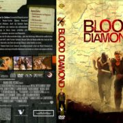 Blood Diamond (2006) R2 German Cover & Label