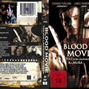 Blood Movie (2008) R2 German Cover & Label