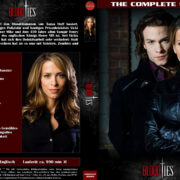 Blood Ties Serie (2007) R2 German Custom Cover