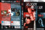 Bloody Murder 1 und 2 (2003) R2 German Cover & labels
