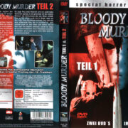 Bloody Murder 1 und 2 (2003) R2 German Cover & labels