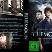 Blue Moon Als Werewolf geboren (2011) R2 German Custom Cover & label